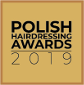 Winner of the Competition Polish Hairdressing Awards 2019
