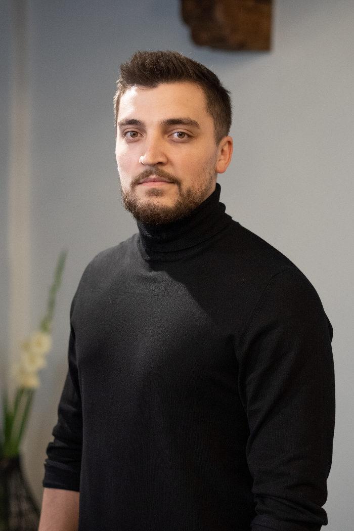 Paweł Toczko - Instruktor w Akademii Babicz