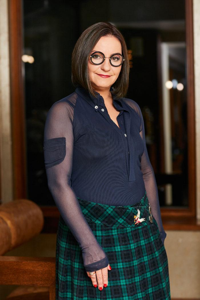 Małgorzata Babicz - Właściciel / Top Stylista w salonie fryzjerskim Babicz