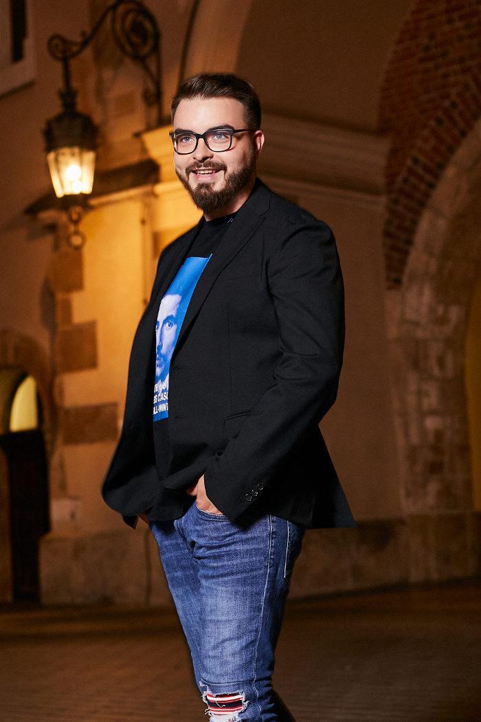 Damian Blazkowski - Instructor w Akademii Babicz