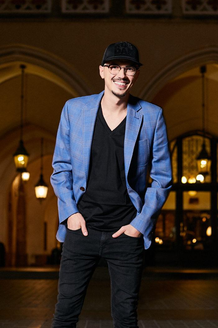 Jakub Brychcy - Instructor w Akademii Babicz